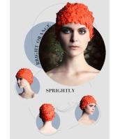 花びら スイムキャップ 水泳帽 水着付属品 海 プール bna0002-4