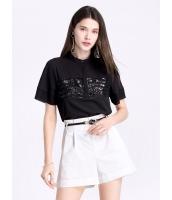 ガーベラレディース ファッション スタントカラー ドロップショルダー ゆったり コーデアイテム シャツ  mb10625-1
