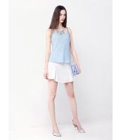 ガーベラレディース エレガント Aライン裾 コーデアイテム リラックス 通気性 スカート mb11088-3
