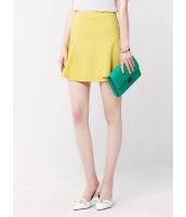 ガーベラレディース エレガント Aライン裾 コーデアイテム リラックス 通気性 スカート mb11088-4