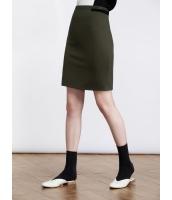 ガーベラレディース シンプル ファッション H型 スカート mb11124-2