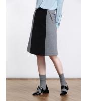 ガーベラレディース 欧米風 カジュアル ファッション スカート mb11129-1