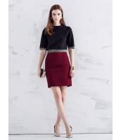 ガーベラレディース ファッション エレガント シンプル コーデアイテム タイトスカート mb11131-3