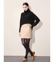 ガーベラレディース エレガント タイト 厚手 ウール 着やせ コーデアイテム スカート mb11152-2