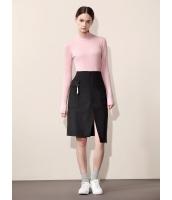 ガーベラレディース エレガント ファッション 非対称 ハイロー コーデアイテム スカート mb11156-1