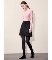 ガーベラレディース エレガント ファッション 立体 コーデアイテム ミニAライン ミニスカート mb11157-1