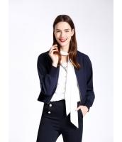 ガーベラレディース エレガント ファッション ゆったり ショート丈 ドルマン袖 長袖 スタジャン風 ジャケット mb11185-1