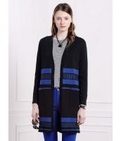 ガーベラレディース 欧米風 ファッション ノーカラー ゆったり 長袖 ロング丈 ニットウェア mb11189-1