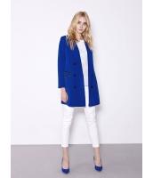 ガーベラレディース ファッション ステンカラー ロング丈 コート mb11196-2