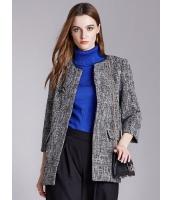 ガーベラレディース ファッション おおらか ミディアムショート丈 フリースコート mb11204-2