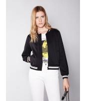 ガーベラレディース 欧米風 カジュアル 細身 ファッション ショート丈 長袖 ジャケット mb11227-1