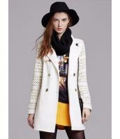 ガーベラレディース ファッション ミディアム丈 着やせ ピーコート mb11252-2