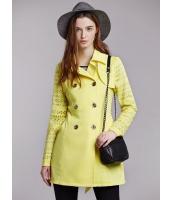 ガーベラレディース ファッション ミディアム丈 着やせ ピーコート mb11252-3