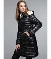 ガーベラレディース ファッション カジュアル 田園風 小花 ミディアム丈 フード付き ダウンコート mb11338-1