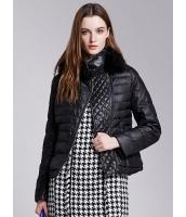 ガーベラレディース ファッション クラシック ラクーンファー襟 ショート丈 キルティングジャケット mb11389-1