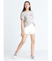 ガーベラレディース 欧米風 カジュアル シンプル コーデアイテム ファッション ショートパンツ ホットパンツ mb11426-1