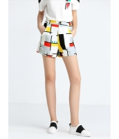ガーベラレディース 欧米風 カジュアル シンプル ファッション 個性派 ショートパンツ ホットパンツ mb11427-1