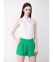 ガーベラレディース ファッション エレガント ショートパンツ ホットパンツ mb11478-1