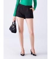 ガーベラレディース ファッション 幾何ジャカード ウエスト引き締め 着やせ ショートパンツ ホットパンツ mb11506-1