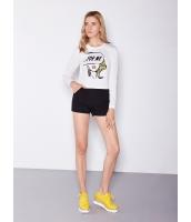 ガーベラレディース 欧米風 カジュアル 細身 ファッション おおらか シンプル ショートパンツ ホットパンツ mb11526-1