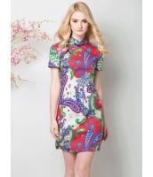 ガーベラレディース チャイナードレス風ワンピース ニューバージョン ファッション ワンピース mb11583-3