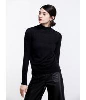 ガーベラレディース ファッション ベーシック タートルネック 着やせ セーター mb11921-4