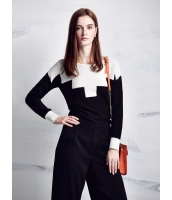 ガーベラレディース ファッション シンプル モノトーン ドルマン袖 ゆったり あったかい ニットウェア セーター mb11939-1
