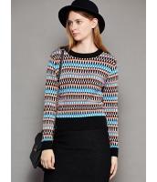 ガーベラレディース ファッション 欧米風 ベーシック 着やせ ニット トップス mb11954-1