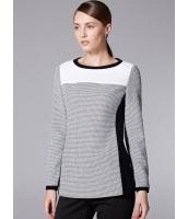 ガーベラレディース ファッション エレガント ジャカード ニットウェア セーター mb11965-2