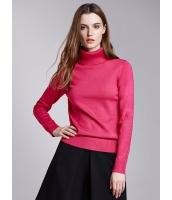 ガーベラレディース ファッション タートルネック コーデアイテム ニットウェア セーター mb11966-1