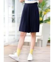 ガーベラレディース 韓国風 ファッション プリーツ ガウチョ スカーチョ mb12058-1