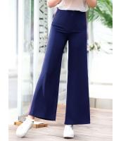 ガーベラレディース 韓国風 ファッション ロング丈 カジュアル ワイドパンツ mb12062-1