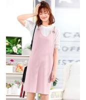 ガーベラレディース 韓国風 精緻 ファッション タンクトップワンピース mb12092-1