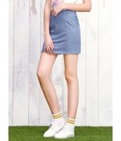 ガーベラレディース 韓国風 ファッション カジュアル コーデアイテム ストレッチ性 着やせ タイトミニスカート mb12239-1