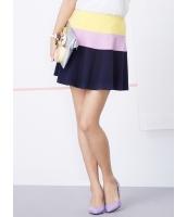 ガーベラレディース 韓国風 可愛い スイート ストレッチ性 肌に優しい Aライン ゴアードスカート mb12244-1