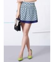 ガーベラレディース 韓国風 レトロ ミニスカート mb12251-2