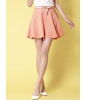 ガーベラレディース ファッション ミニスカート (ベルト特典付き) mb12266-2