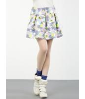 ガーベラレディース ゴアードスカート フレアスカート ミニスカート  韓国風 ファッション コーデアイテム mb12370-2