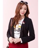 ガーベラレディース テーラードジャケット メス・ジャケット 韓国風 レトロ調 ショート丈 mb12418-1