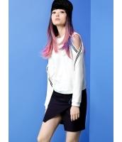 ガーベラレディース トレーナー・スウェット 長袖  韓国風 ファッション mb12500-2