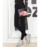 ガーベラレディース パンツ スカート付き 韓国風 ファッション H型 mb12525-1