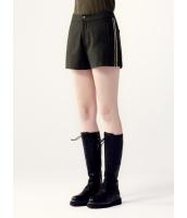 ガーベラレディース ショートパンツ ホットパンツ 韓国風 ファッション おおらか ウール mb12573-1