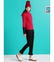 ガーベラレディース スキニーパンツ  韓国風 ファッション 着やせ 九分丈 mb12596-1