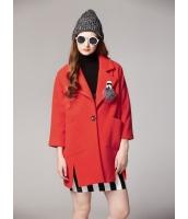ガーベラレディース ショートコート  韓国風 ファッション mb12648-1