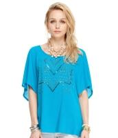 ガーベラレディース Tシャツ・カットソー 半袖   mb12884-1