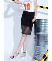 タイトスカート 膝丈スカート 欧米風 個性派 mb14002-1