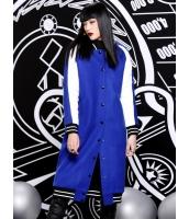 ロングコート 欧米風 カジュアル ストリートファッション ロング丈 mb14127-1