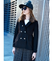 フリースジャケット テーラードジャケット 個性派 取り外し可能ファー襟 ミディアムショート丈 mb14158-2