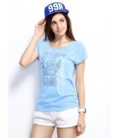 ガーベラレディース Tシャツ カットソー 半袖 シンプル ベーシック mb14256-2