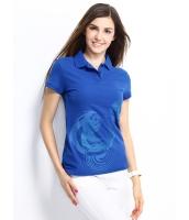 ガーベラレディース ポロシャツ 半袖 シンプル 半袖 ベーシック mb14260-2